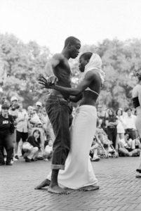Andrew Tshabangu – African Dancers